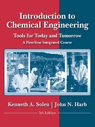 introduction to chemical engineering tools for today and tomorrow