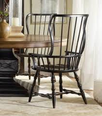 Furniture Antique Interior Chair Design With Cozy Spindle Chair