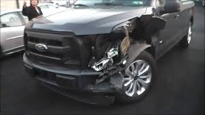 ford pick up truck aluminum body damage poor review opinion