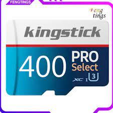 Thẻ Nhớ Micro-sd / Tf Kingstick U3 64 / 128 / 256 / 400gb Cho Điện Thoại  chính hãng 103,900đ