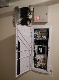 structured cabling enclosure clean cabling network smart home