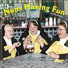 Nuns Having Fun Wall Calendar 2020 Maureen Kelly Jeffrey