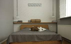 Living Room  Compact White Brick Wall Living Room Design Home White Brick Wall Living Room