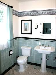 1940 Bathroom Design Impressive Decorating