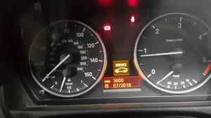 Brake Pad Warning Light On Bmw 3 Series Bmw 3 Series Coupe Brake Pad Warning Reset