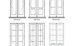 standard french door size standard double door size french door sizes popular standard size amazing exterior standard french door size