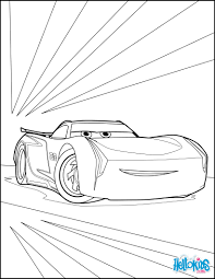 Small Picture Cars 3 jackson storm coloring pages Hellokidscom