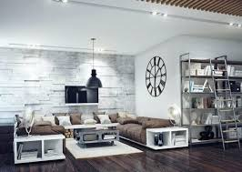 industrial style living room furniture. Warm Industrial Living Room Style Grand Furniture Com On