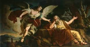 elijah in the bible. Modren The Elijah Set Off On A Journey Of Intended In The Bible