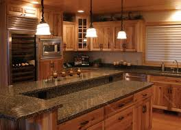 013 kitchensigns lowes extraordinary gorgeous brown granite tile table and wall mount cabinet at island countertop