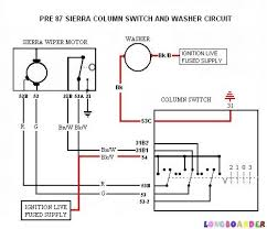 park switch and windshield wiper wiring diagram with washer relay wiring diagram for windshield wiper motor pre87wash in wiring diagram wiper motor within wiring diagram wiper motor