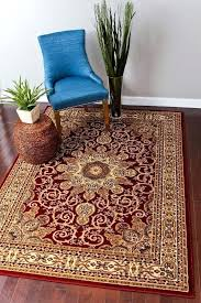 bargain area rugs red oriental