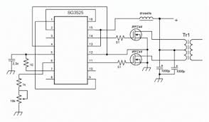 inverter 12 volt 220 volt sg3525 circuit diagram world circuit diagram inverter 12 volt 220 volt sg3525 circuit