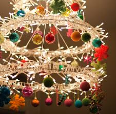 Christmas Decoration Design christmaschandelierdesignforchristmasdecoration 24