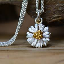 small sunflower pendant loading zoom