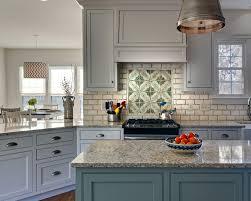 Rustic Stone Kitchen Backsplash  OutofhomeKitchen And Floor Decor