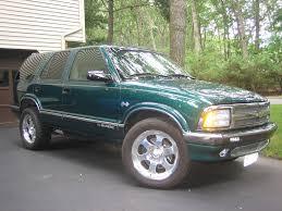 vettecity 1996 Chevrolet Blazer Specs, Photos, Modification Info ...