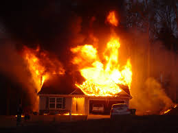 Never leave any fire unattended, always put it out before taking a nap or going to sleep at night, if camping out overnight