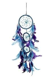 Images Of Dream Catchers Interesting Blissful Blue Dream Catcher ISHKA