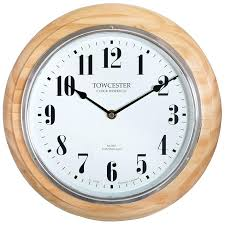 light oak wall clock new house designs