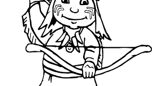 Native American Coloring Pages Pdf Native Coloring Pages Large Size