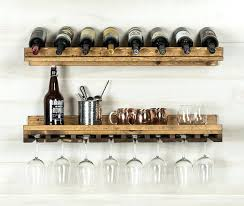 mount wine rack excellent wall racks 2 piece mounted storage cubes