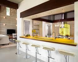 Yellow Kitchen Countertops Yellow Kitchen Countertops Kitchen Contemporary With Bright Yellow