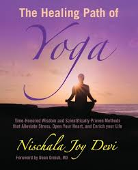 the healing path of yoga book cover