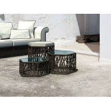 talenti spider outdoor coffee table