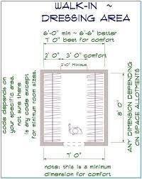 8 best walk in closet dimensions images on dresser modern design
