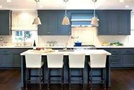 blue grey painted kitchen cabinets davidarnercom