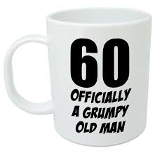 60 officially a mug funny novelty 60th birthday gifts for men women gift ideas ebay