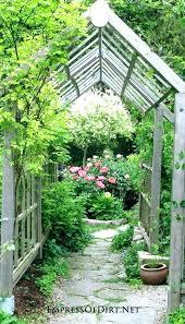 garden arbor ideas garden arch garden arch trellis bathroom unique garden arch trellis ideas on