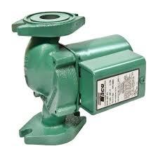 Taco Pump Sizing Chart Taco Comfort Solutions 1 25 Hp Cast Iron Circulator Pump
