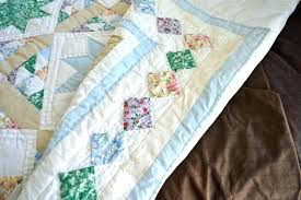 Hand Sewn Patchwork Quilt Roll Over Large Image To Magnify Click ... & hand sewn patchwork quilt roll over large image to magnify click large  image to zoom hand Adamdwight.com