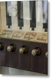 Old Cigarette Vending Machine For Sale Beauteous Cigarette Vending Machine Art Fine Art America