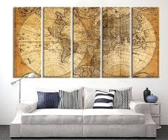 oversized print wall art