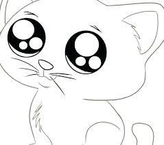 Cat Coloring Page Cat Coloring Pages Printable The Cat Coloring Page