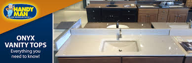 today s onyx vanity tops offer exactly what you are looking for let the experts at handy man show you the most popular colors being used in bathrooms
