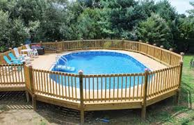 Image Paint Above Ground Pool Deck Ideas Purple Room Design Stunning Above Ground Pool Deck Ideas To Utilize Your Backyard
