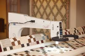Are you ready for a longarm quilting machine?   APQS & Quilting as a hobby is thriving. Perhaps it's because quilters have such  huge fabric stashes! As we continue to churn out quilt tops, one fact  becomes ... Adamdwight.com