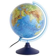 <b>Глобус</b> интерактивный физический/политический <b>GLOBEN</b> ...