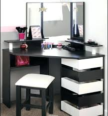 vanity table. Small Dressing Table With Mirror Vanity For Bedroom Corner Designs O