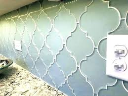 arabesque tile kitchen images gray glass tile arabesque tile jasper blue gray glass mosaic tiles rocky