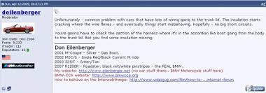 e39 electrical problems traced to trunk lid harness wire chafing click image for larger version common problem jpg views 35879 size 79 0