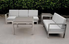 metal outdoor garden furniture poly
