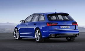 2015 Audi A6 & S6 revealed, on sale in Australia in March ...