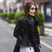 Black Leather Biker Jacket Womens | Jackets Review & Womens Black Leather Biker Jacket - Coat Nj Adamdwight.com