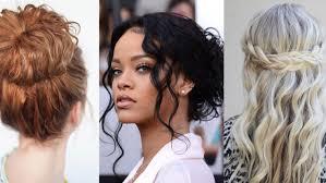 Meilleur Coiffure Facile Cheveux Mi Long Queue De Cheval