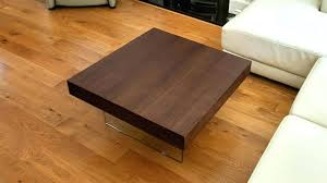 coffee table dark wood dark wood end tables small square dark wood and glass coffee table